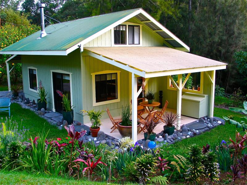 Mele Manu cottage: Private one bedroom in Hamakua - Image 1 - Paauilo - rentals