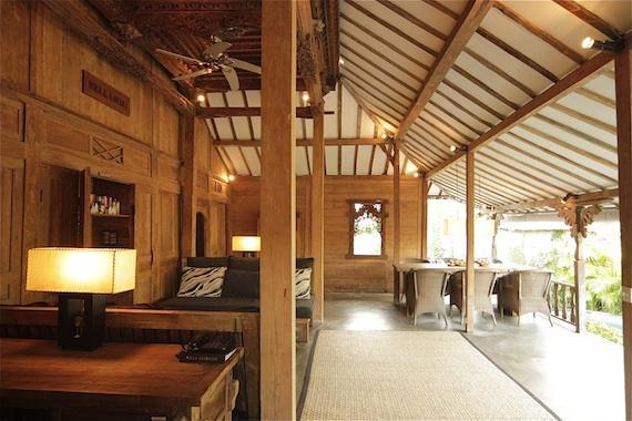 Villa Lucia - Villa Lucia; original teakwood Joglo Seminyak Bali - Seminyak - rentals