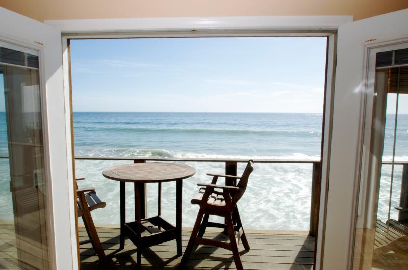 P68 #123 Malibu Beach Oceanfront Home - Image 1 - Malibu - rentals