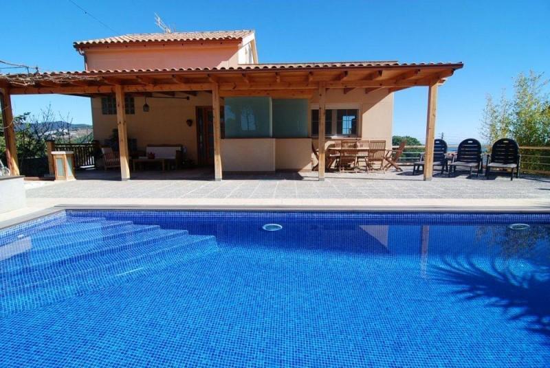 Close to Barcelona and still relax:Villa Manhattan - Image 1 - Sant Pol de Mar - rentals