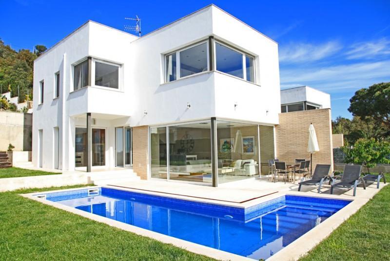 Modern Villa in Calonge, Costa Brava: Villa Nunu - Image 1 - Calonge - rentals