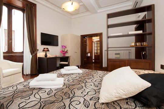 Opera Style Palace **** Cocoon Luxury (ROME) - Image 1 - Rome - rentals
