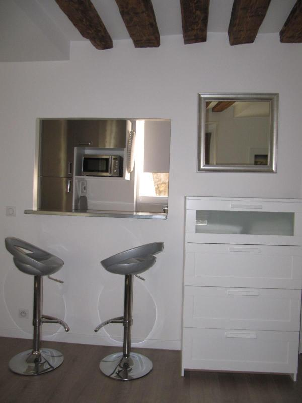 Classy Studio At St Germain Des Pres - Image 1 - Paris - rentals