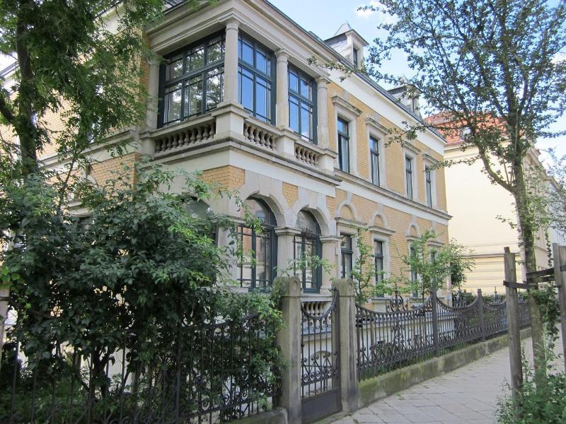 Exterior - Mansion, 5 apts on 4500sqft, connexion at its best - Dresden - rentals
