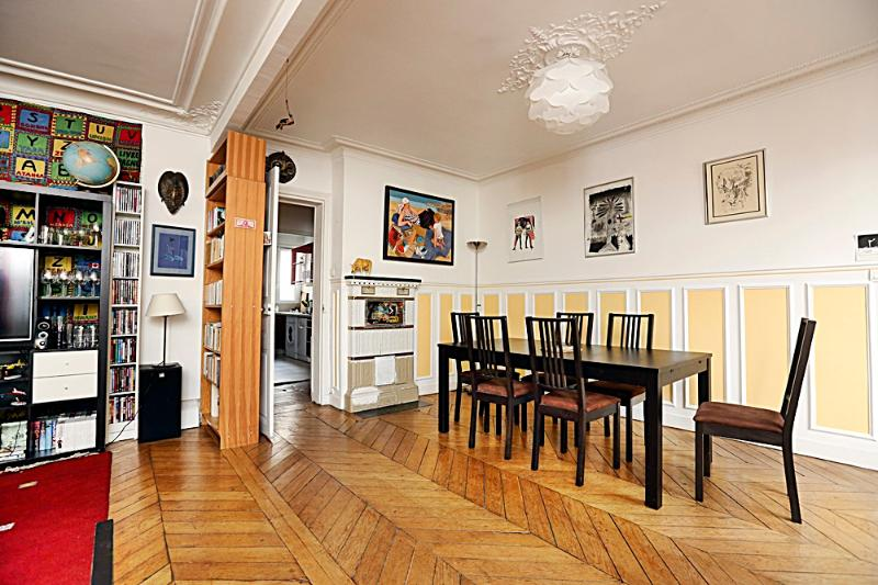 Large and fully equipped family flat - P10 - Image 1 - Paris - rentals