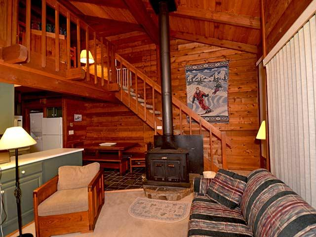 Powder Monkey 4: 2 Bedrooms PLUS Bonus Sleeping Loft - Powder Monkey - 4 - Snowshoe - rentals