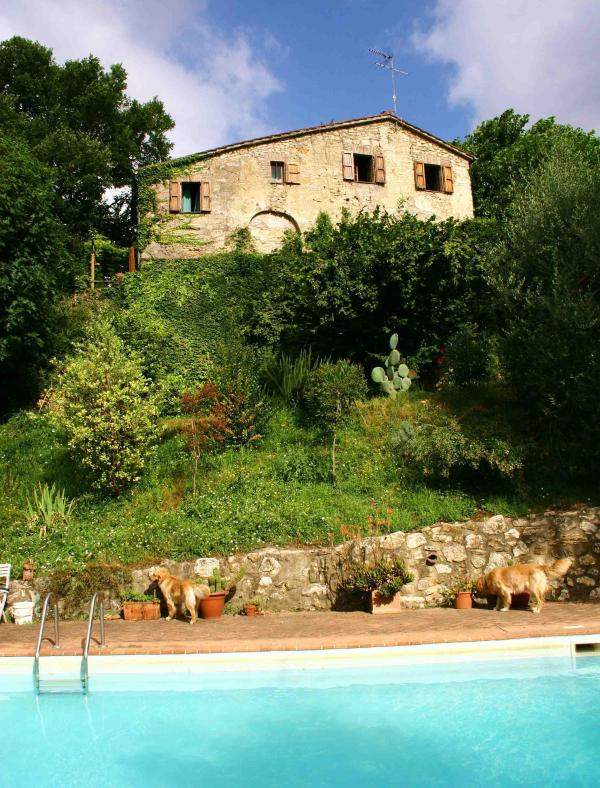 La Fontana - La Fontana Umbrian Authentic Farmhouse Rental - Amelia - rentals