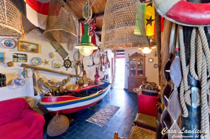 CHARMING SEAFRONT LOFT! FREE WIFI - Image 1 - Castellammare del Golfo - rentals