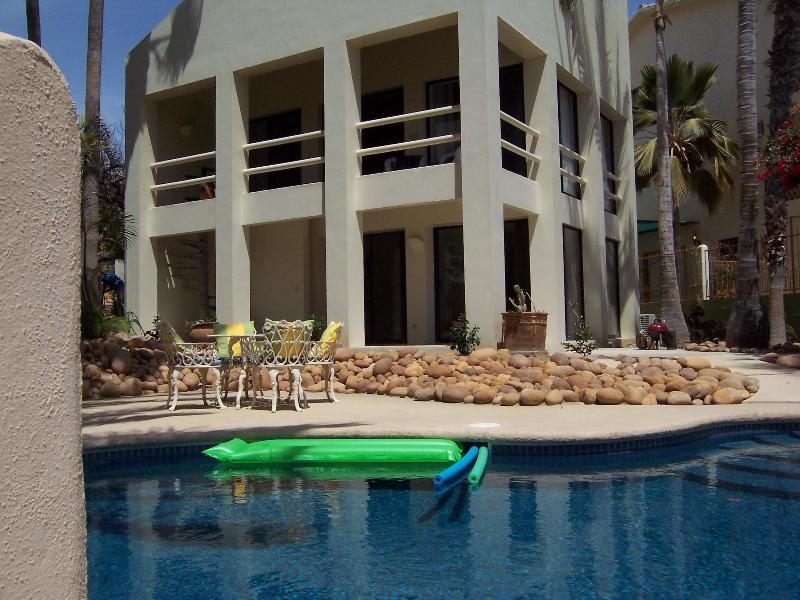 its always sunny by the pool - Hacienda Seventh Green - San Jose Del Cabo - rentals