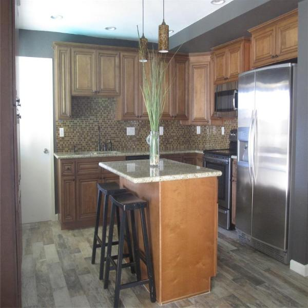 Granite/Stainless Kitchen - Sleek furnished home great location in Scottsdale - Scottsdale - rentals