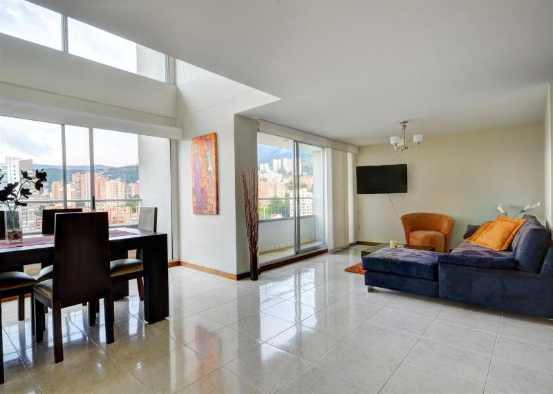 Atelier 1703 Unique Duplex with Great Views - Image 1 - Medellin - rentals