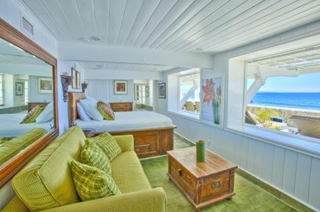 Luxurious New England Dream House on the Beach - Image 1 - Malibu - rentals
