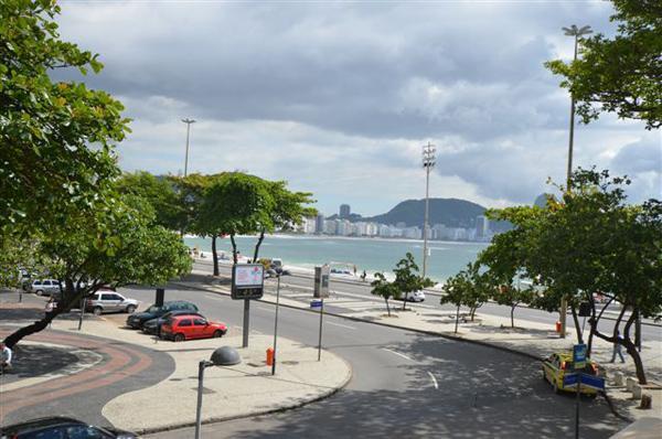COPACABANA OCEANFRONT 3 BEDROOM - Image 1 - Rio de Janeiro - rentals