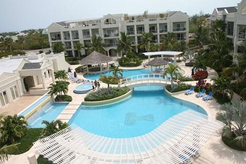 Resort grounds - Charming studio condo at The Atrium Resort, Provo - Providenciales - rentals
