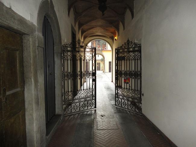 the enter - Ai Musei, 2 Bedroom Apartment - Bergamo - rentals