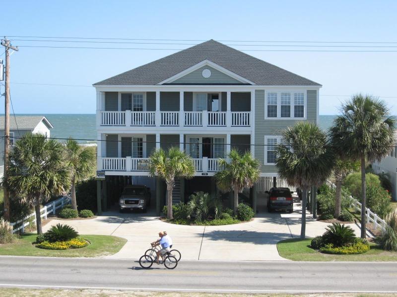 Oceanfront Pool/ Hot Tub 8BR/7.5B*4/11-14 $695/nt* - Image 1 - Garden City Beach - rentals