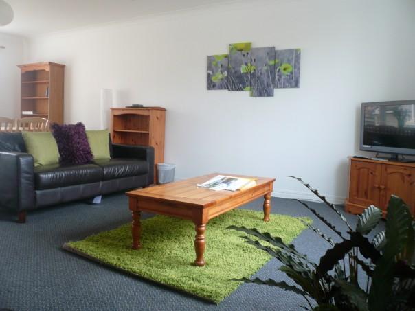 Living Room - 193 South Street,  Flat 3, St Andrews, KY16 9EE - Saint Andrews - rentals