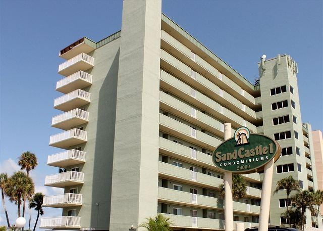 Sand Castle I- Condominium 801 - Image 1 - Indian Shores - rentals