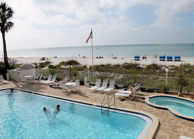Sand Castle I Condominium 803 - Image 1 - Indian Shores - rentals