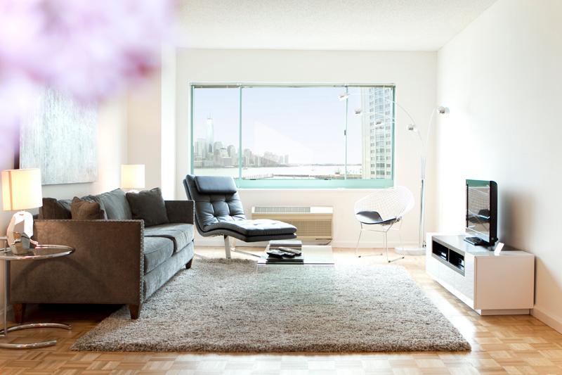 Living with a view ! - Sky City at Waterfront North - 2-bedroom - Jersey City - rentals