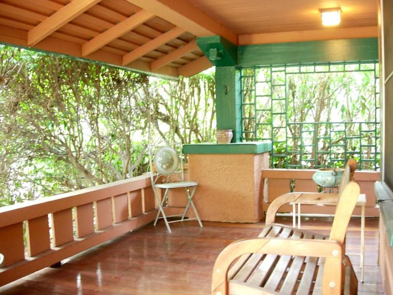 Front Porch - 104 Year Old Hollywood Bungalow: Great Location - Los Angeles - rentals
