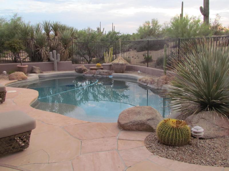 Private salt water pool - Remodeled Luxury Troon North Home with Pool - Scottsdale - rentals