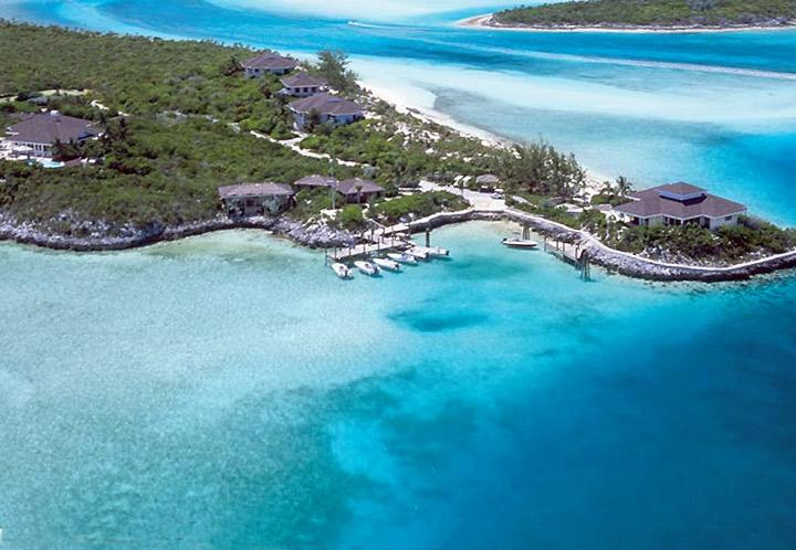 - Fowl Cay Island - The Exumas - rentals