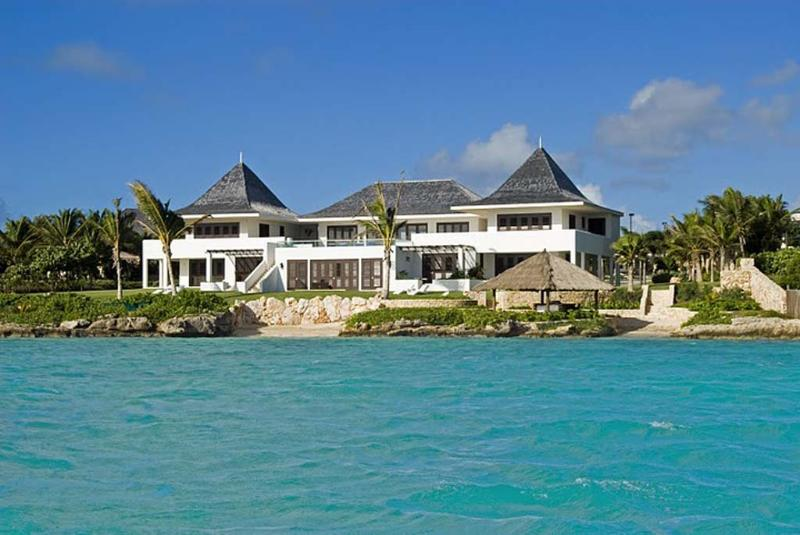 BARLB at Little Harbour, Anguilla - Beachfront, Tennis Court, 2 Pools - Image 1 - Little Harbour - rentals