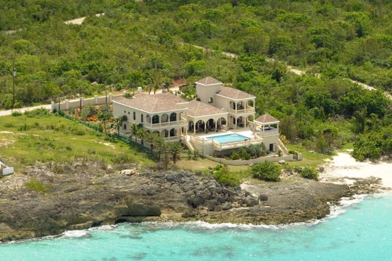 Sandcastle at Lime Stone Bay, Anguilla - Beachfront, Pool, Gazebo With BBQ - Image 1 - Limestone Bay - rentals