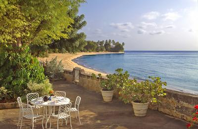Clearwater at Gibbs Beach, Barbados - Beachfront, Amazing Sunset Views, Tropical Garden - Image 1 - Gibbes - rentals