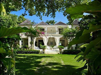 Mango Bay at The Garden, Barbados - Beachfront, Pool, Tropical Gardens - Image 1 - The Garden - rentals
