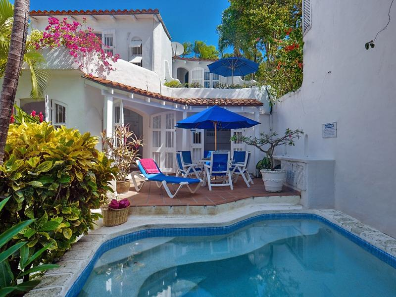 Merlin Bay - Firefly at Merlin Bay, Barbados - Beachfront, Communal Pool, Lush Tropical Gardens - Image 1 - Merlin Bay - rentals
