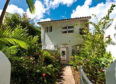 Merlin Bay - Gingerbread at Merlin Bay, Barbados - Beachfront, Pool, Cool Tropical Breezes - Image 1 - Merlin Bay - rentals