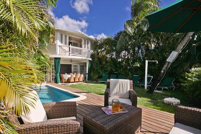 Nirvana at Fitts Village, Barbados - Beachfront, Pool, Garden - Image 1 - Saint James - rentals