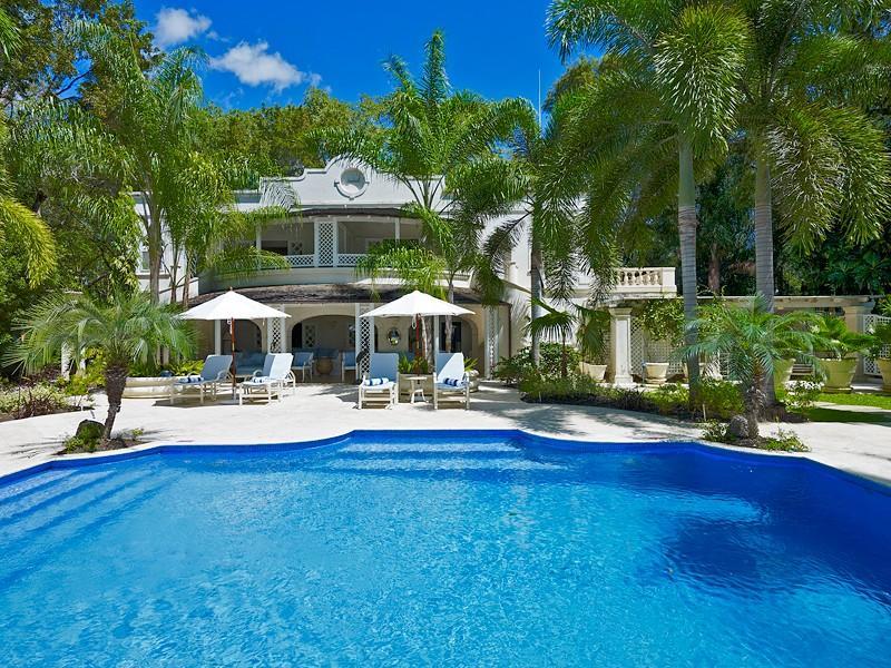 Sandalo at Gibbs Beach, Barbados - Beachfront, Pool, Gardens - Image 1 - Gibbes - rentals