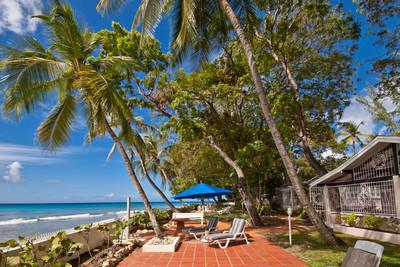 West We Go at Sandy Lane, Barbados - Beachfront, Extensive Gardens, Excellent Swimming And Snorkelli - Image 1 - Sandy Lane - rentals