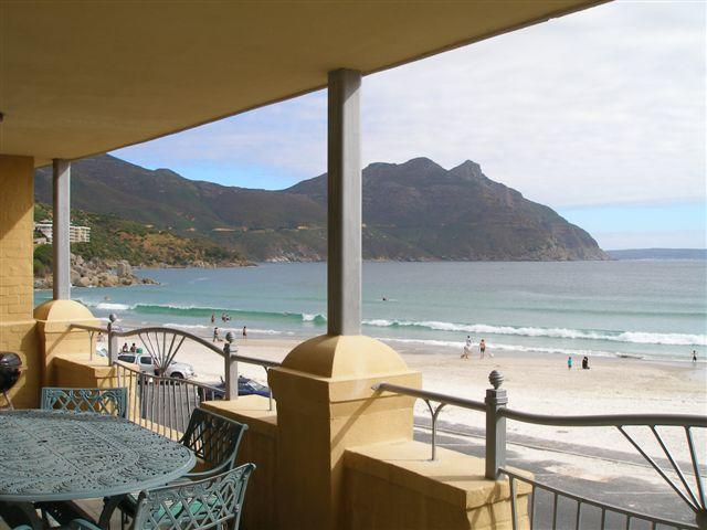 A balcony with views to die for.... - Beach Apartment 26 - Spectacular sea view Hout Bay - Hout Bay - rentals