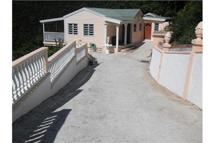 Main Entrance - Pine Cone Drive - Saint John - rentals