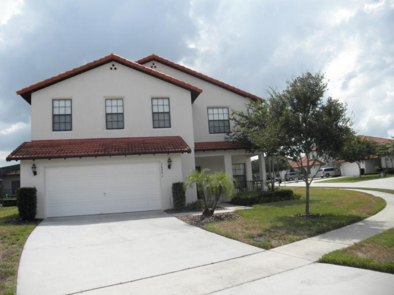 Front - Luxury Vacation Home in Kissimmee, Florida (43007) - Four Corners - rentals