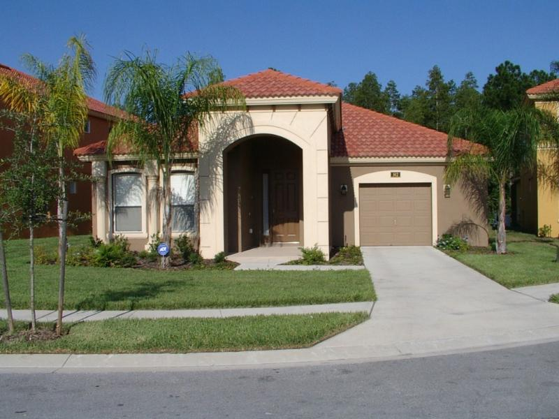 Front - 4 Bedroom Villa Davenport Florida (40588) - Davenport - rentals