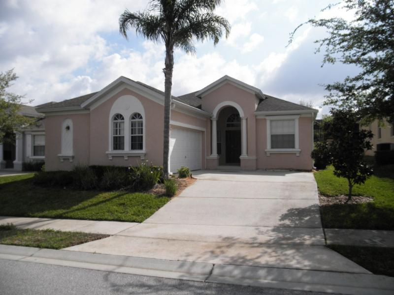 Front - Luxury Vacation Home in Haines City, Florida (41272) - Haines City - rentals