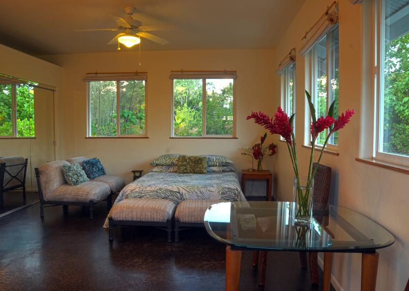Oliana Cottage - Surrounded by Nature - Oliana Cottage at Kehena Beach - Pahoa - rentals