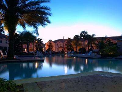 Luxury Fiesta Key Townhouse with a Hot Tub and Sauna - Image 1 - Kissimmee - rentals