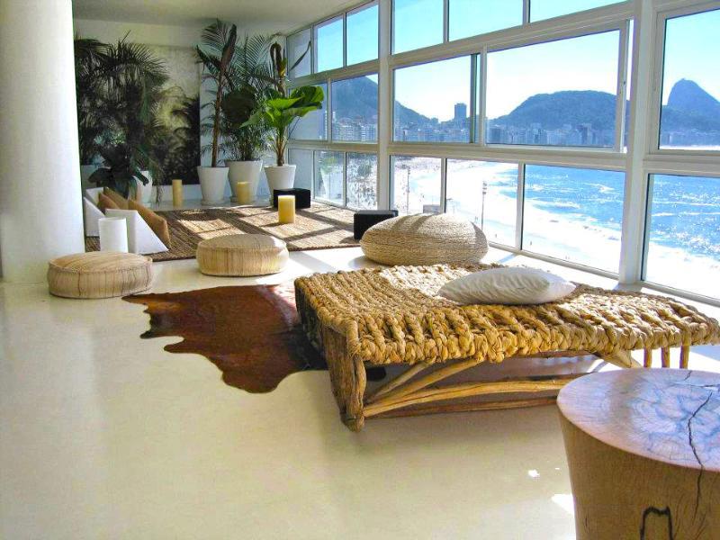 Huge Copacabana Oceafront Luxury | 3 Bedroom + 2 - Image 1 - Rio de Janeiro - rentals