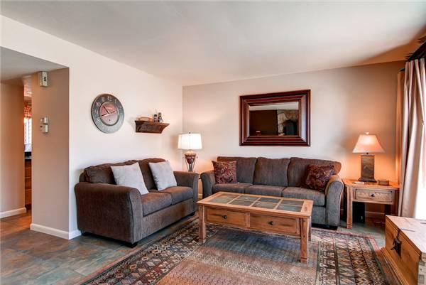 RACQUET CLUB 165: Quiet Retreat - Image 1 - Park City - rentals