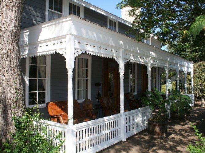 Gillespie House: West Suite - Image 1 - Fredericksburg - rentals