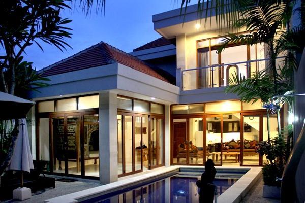 Tempat Tenang - 3 b/room villa in central Legian - Image 1 - Legian - rentals