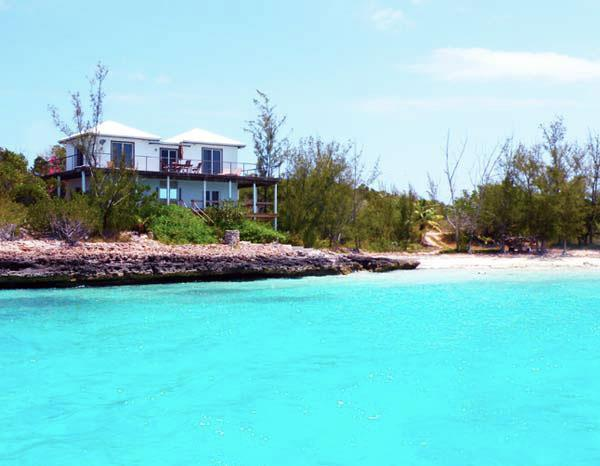 Snorkel, fish, sunbathe or party in the tiki hut all from the comfort of home. - Touch of Class Vacation Villa; Eleuthera, Bahamas - Governor's Harbour - rentals