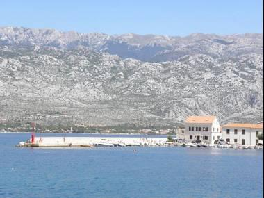 A2(4+1): sea view - 5836  A2(4+1) - Vinjerac - Vinjerac - rentals