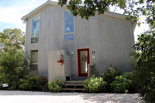 1639 - PRIVATE KATAMA HOME CLOSE TO BEACH & TOWN - Image 1 - Edgartown - rentals